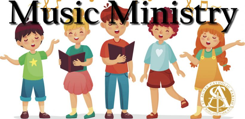 MUSIC MINISTRY:  HELP NEEDED!